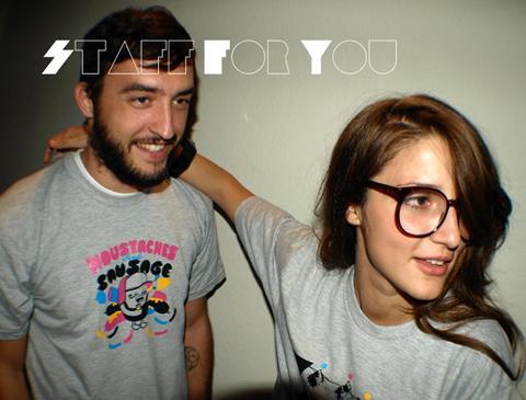 Frizzi-gift: t-shirt Staff4You in edizione più che limitata!
