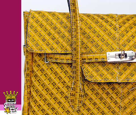 Scelto da Superfly Deluxe: Momaboma Bag Metro Yellow