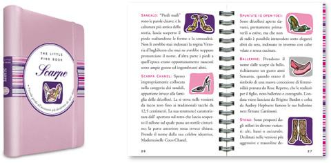 The Little Pink Book: scarpe