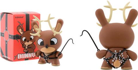 A naughty Christmas by Kidrobot