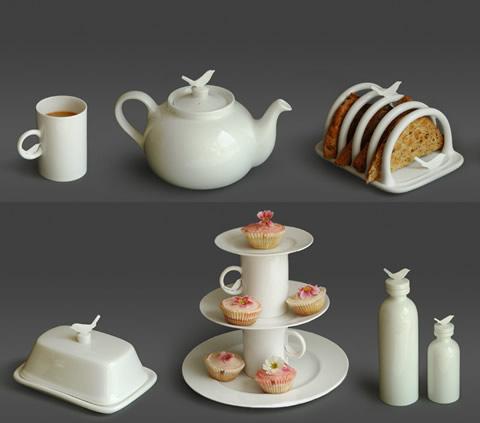 Le ceramiche fatte a mano di Polly George