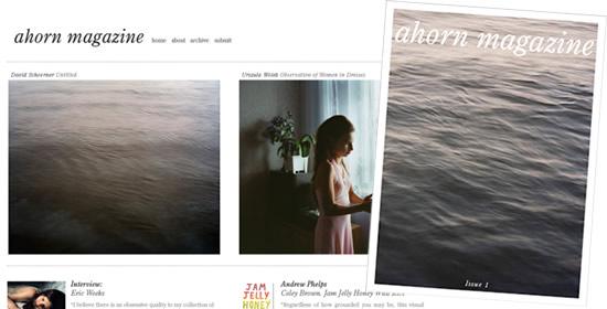 ahorn magazine