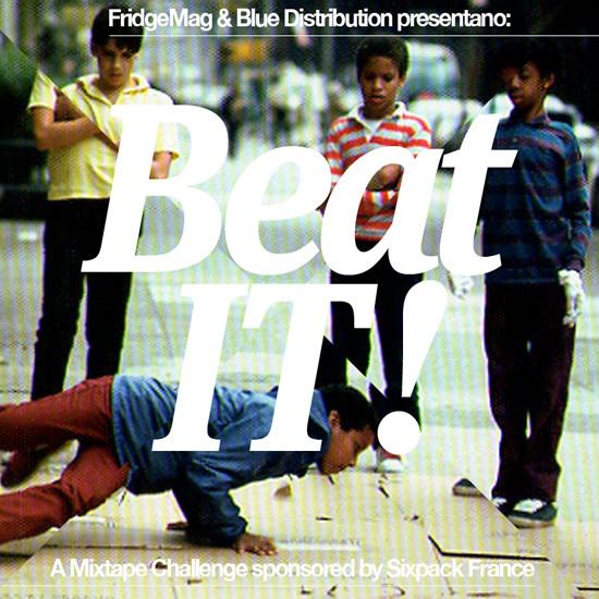 Beat IT - A Mixtape Challenge