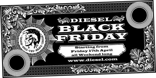 Diesel Black Friday
