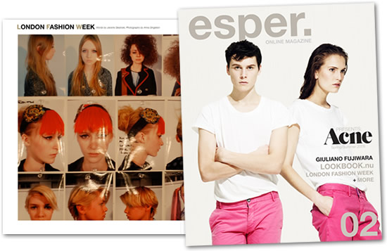 esper magazine