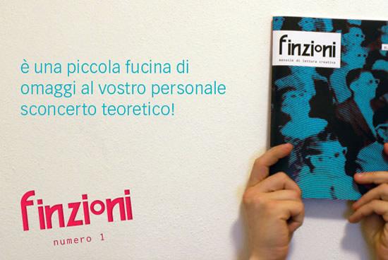Finzioni Magazine