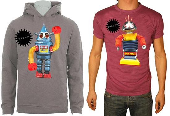 Frizzi-gift: felpe e t-shirts B.Y.G. Bang