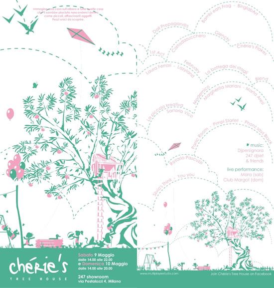 Chèrie's Tree House