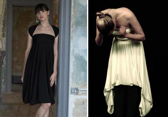 "Lemuria ""Egg Dress"""