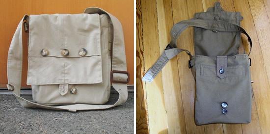 Ouno Design's Trench Coat Bag