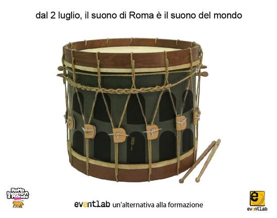 Eventlab: Roma incontra il Mondo