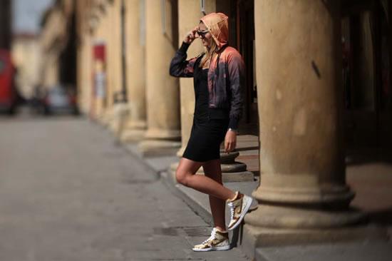 NikeSportswear Stories - Andrea Mazzantini