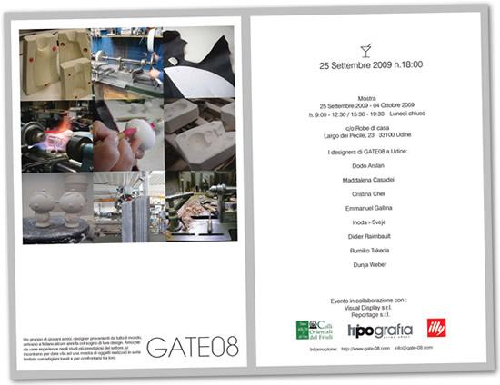 Gate08 Udine