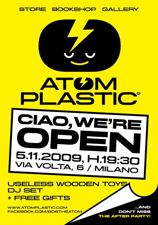 Atom Plastic Opening