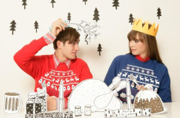 Lazy Oaf Christmas Jumpers