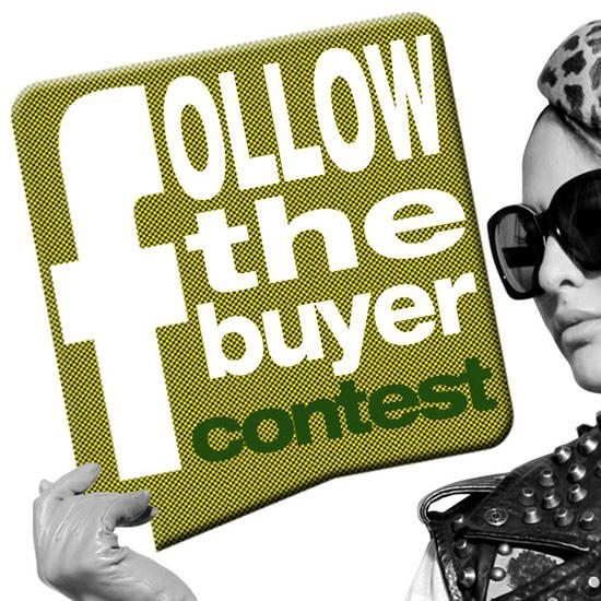 Luisaviaroma Follow the Buyer Contest
