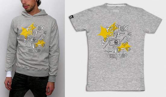 Frizzi-gift: felpa + t-shirt Monoty