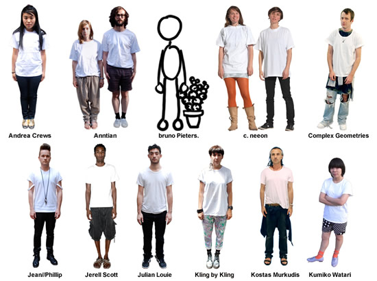 Project White T-shirt