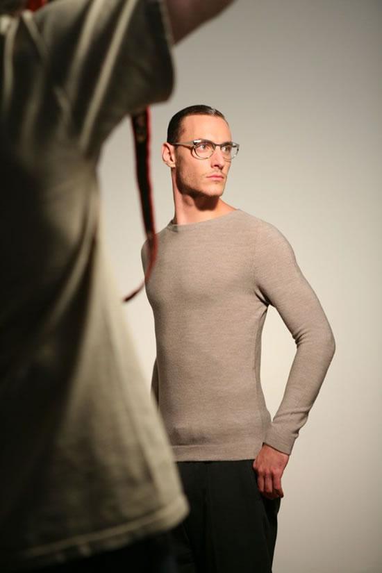Borsalino Eyewear Backstage 20