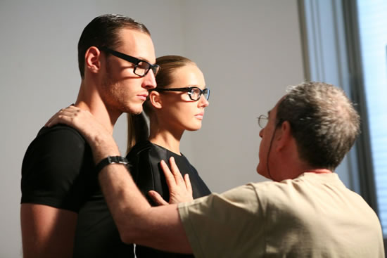 Borsalino Eyewear Backstage 21