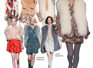 Tendenze FW2010/11 #3: gilet di pelliccia