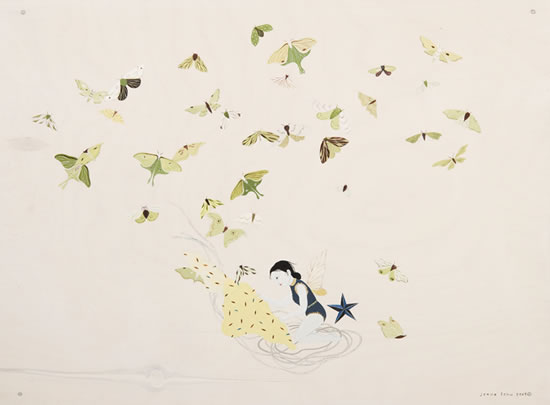 jeana sohn living with moths