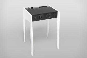4 La boite concept hi fi ld120 blanc
