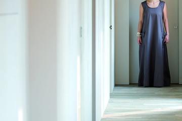 Altrove sleeveless dress