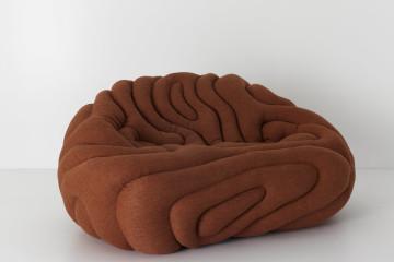 Gladis Love Seat design by Ayala Serfaty