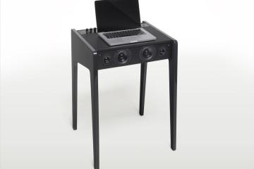La boite concept LD120 avec ordinateur