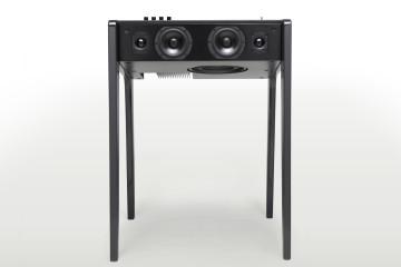 La boite concept LD120 hifi face