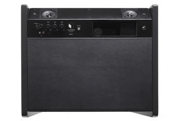 La boite concept LD120 hifi vue de haut