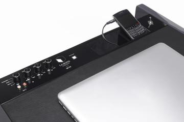 La boite concept LD120 zoom fond