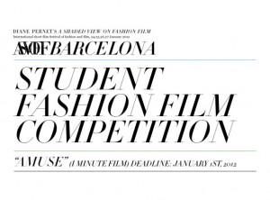 ASVOFF Barcelona | Student Fashion Film Competition