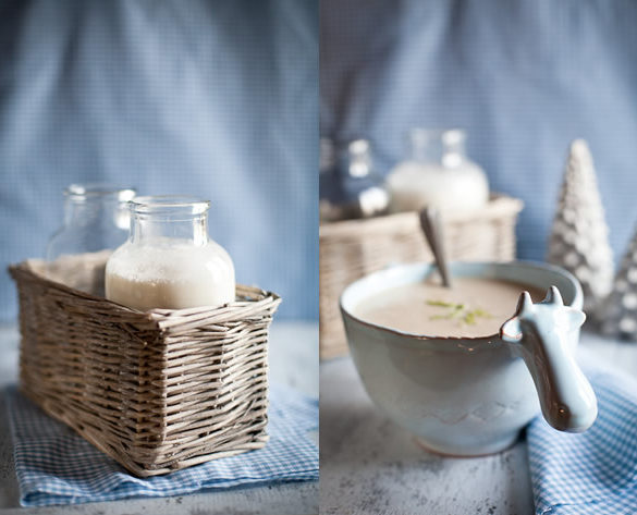zuppa finocchi pere