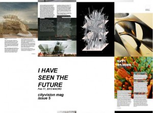 CityVision Magazine #5