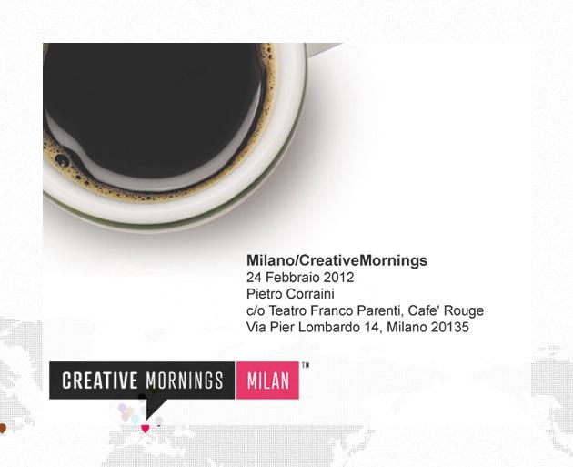creativemornings corraini 1