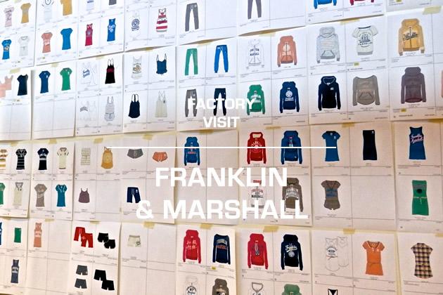 reputable site fad2c 6bd26 Due giorni alla scoperta di Franklin & Marshall: brand ...