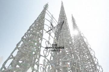 The Avant/Garde Diaries | le Watts Towers
