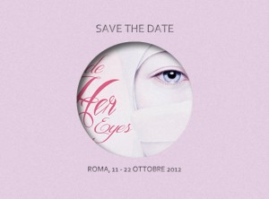 Save the date | Inside her eyes