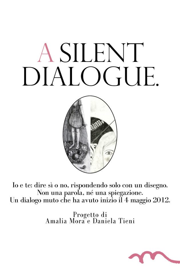 a silent dialogue front