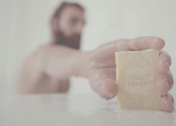 holy room how to make soap