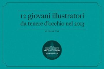 12 giovani illustratori da tenere d'occhio nel 2013