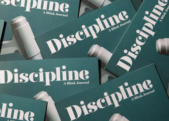 discipline journal 1