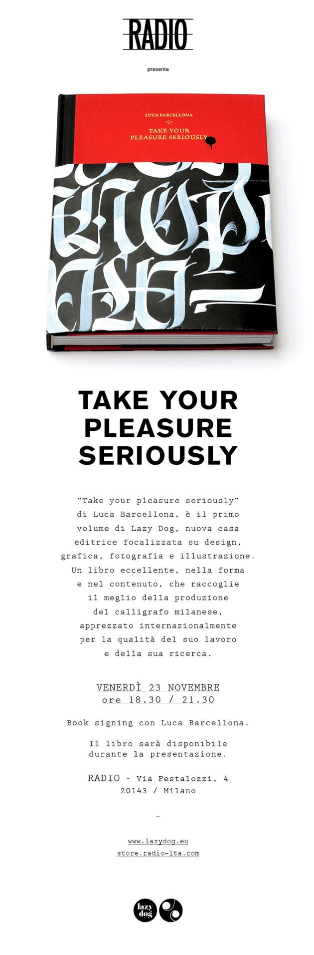 take your pleasure 2