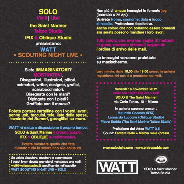 watt scouting night 1
