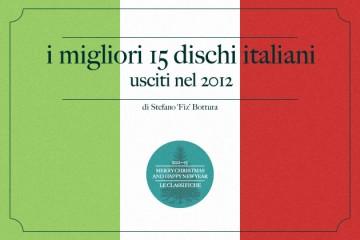 I migliori 15 dischi italiani usciti nel 2013