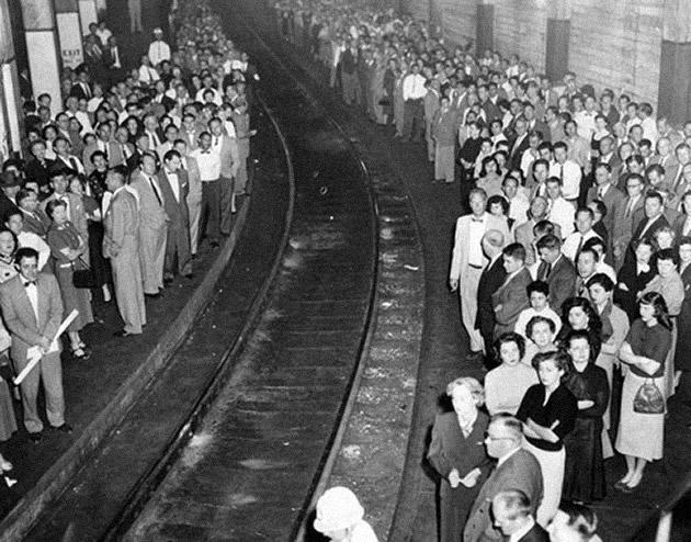 Los Angeles | tunnel della metropolitana | usati durante il proibizionismo per contrabbandare alcool
