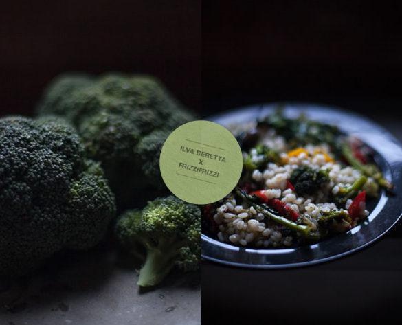insalata orzo broccoli
