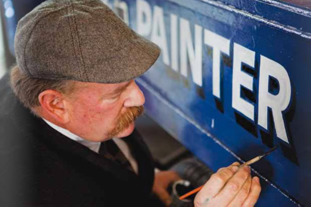 the sign painters
